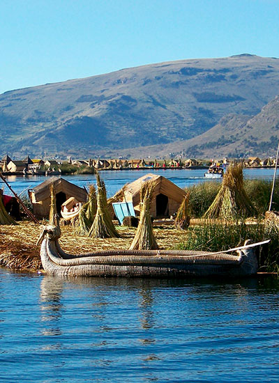 FULL DAY LAKE TITICACA, UROS & TAQUILE