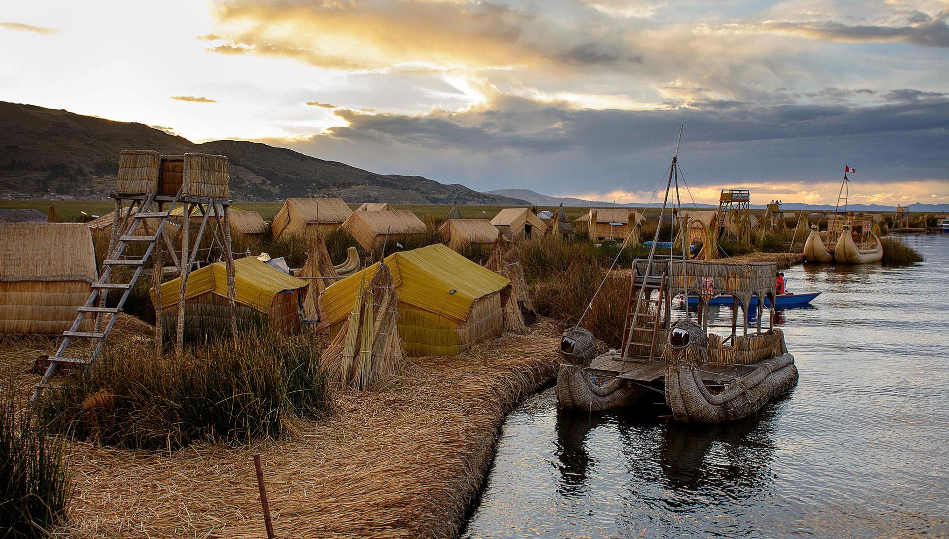 MachuPicchu & Lake Titicaca