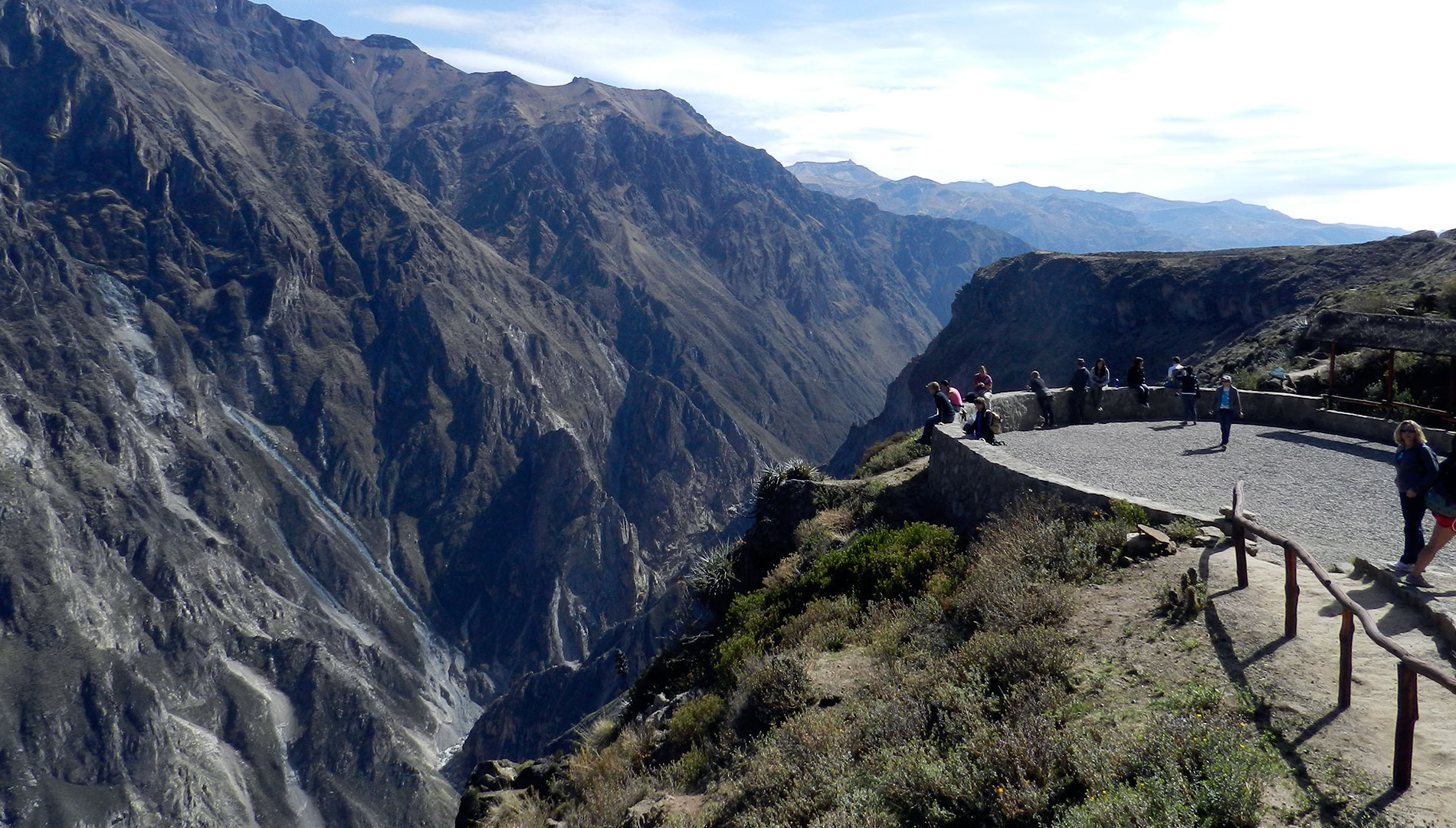 7. Magical Andes
