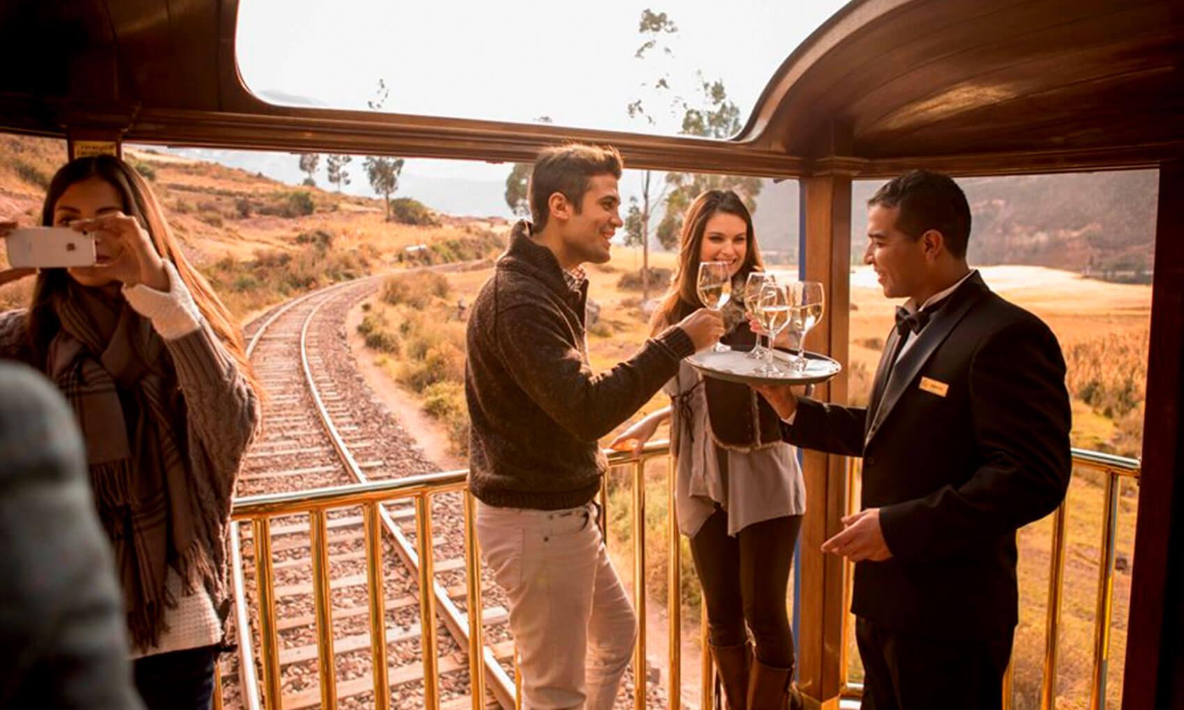 Peru Vip & Luxury Train